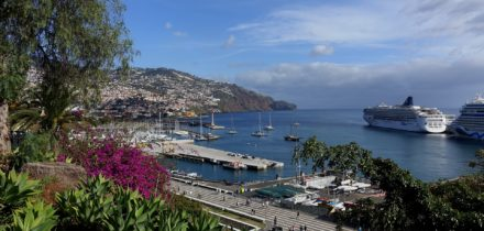 Private Jet and Helicopter hire in Funchal Madeira Island