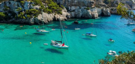 Private jet and helicopter hire in Mahon - Minorca