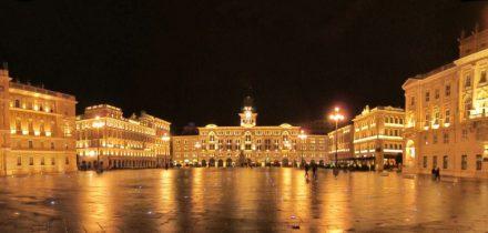 Private jet and helicopter hire in Trieste Ronchi del Legionari