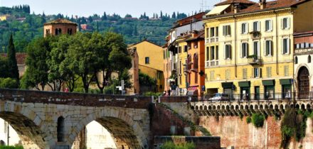 Private jet and helicopter hire in Verona-Boscomantico