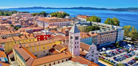 Private jet and helicopter charter in Zadar Zemunik