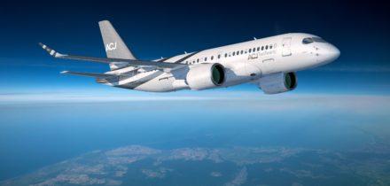 Private jet hire ACJ 220