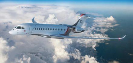 Private jet charter Falcon 10X