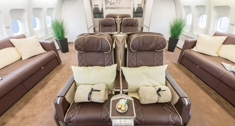 AIRBUS A340 : PRIVATE JET RENTAL