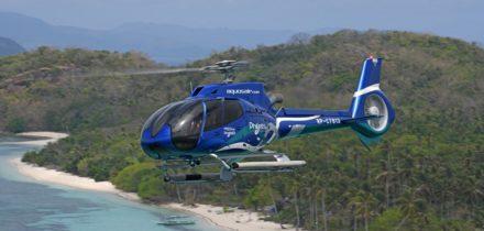 Private jet hire - H130