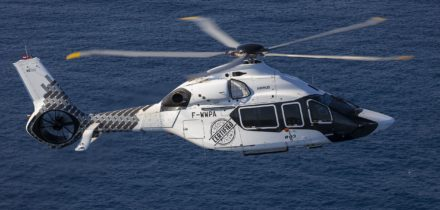 Location hélicoptère - H160