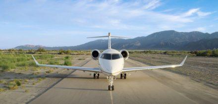 Location de jet privé Challenger 350