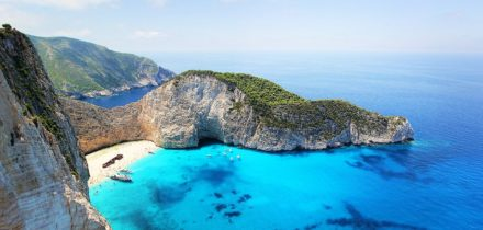 Private jet and helicopter hire in Zakynthos Zante